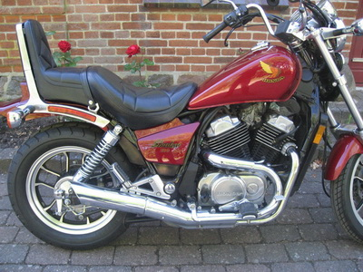 Brugt motorcykel